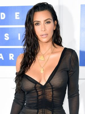 Kim Kardashian Has a New Ring That Looks Exactly Like Her Engagement Ring