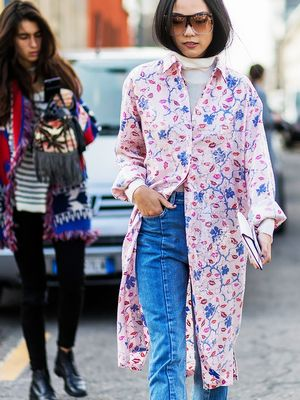 This No-Cost Shirt Styling Trick Will Do Wonders for Your Wardrobe