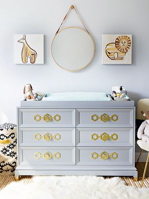 The New Nursery Trend Every Cool Mom Should Know