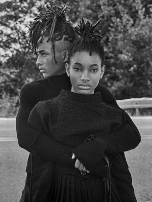 Could Willow and Jaden Smith's First Cover Together Be Any Cooler?