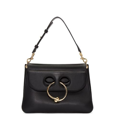 Black Medium Pierce bag