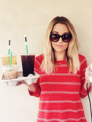 Lauren Conrad's Best Advice for Turning an Internship Into a Career