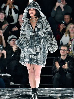 Here's What Rihanna Has Planned for New York Fashion Week