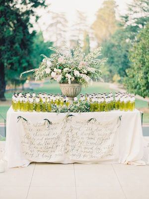 Unexpected Wedding Favours That Every Guest Will Love