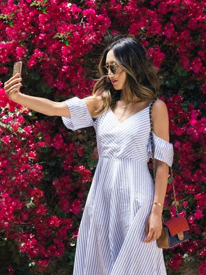 The Only 3 Selfie Tips You Need, According to Aimee Song