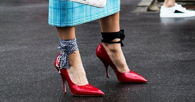The 3 Types of Heels You Will Need This Autumn ...