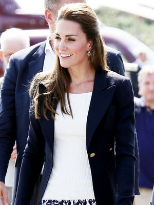 How Kate Middleton Styles $60 Pants