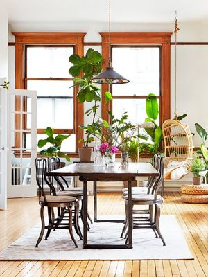 This Is How You Style a Dining Room, According to Your Age