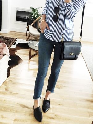 These Kristin Cavallari Flats Are Actually Really Chic