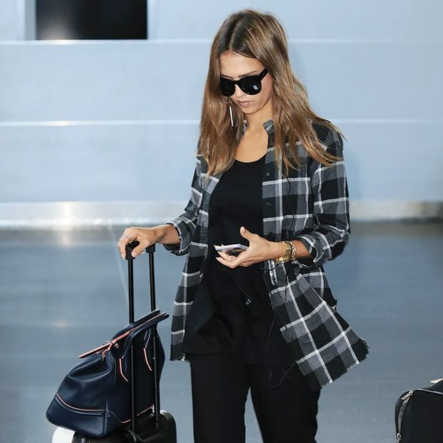 The Most Stylish, Comfortable Airport Pants (That Aren't Jeans)