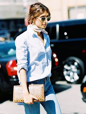 The Biggest Outfit Trend in NYC Right Now