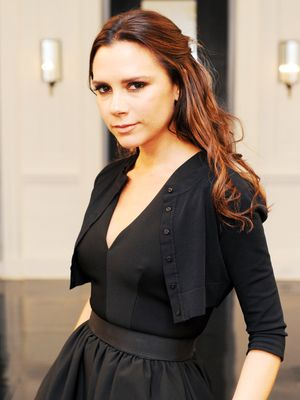 Victoria Beckham Gets Candid About the Night She Met David