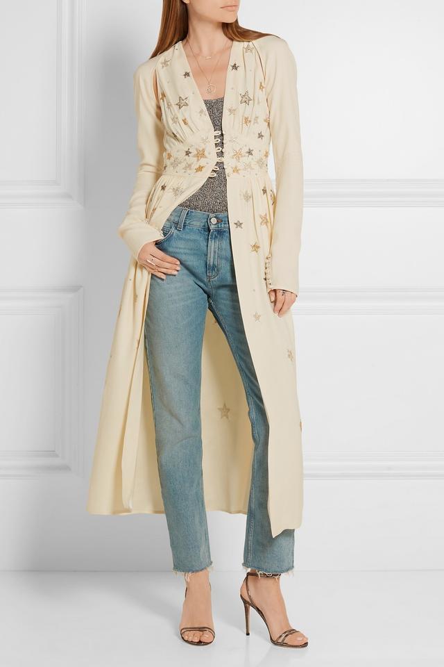 Attico Cher Crepe Jacket