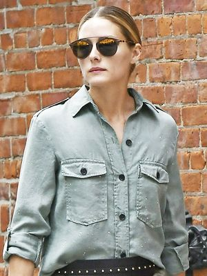 Olivia Palermo Says This Is the One Thing You Should Buy for Fall