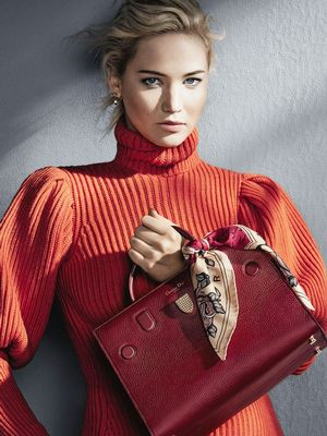 Jennifer Lawrence's New Dior Ads Are Simply Stunning
