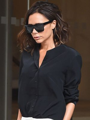 The Victoria Beckham Outfit That Changed Our Minds About Drop-Crotch Pants