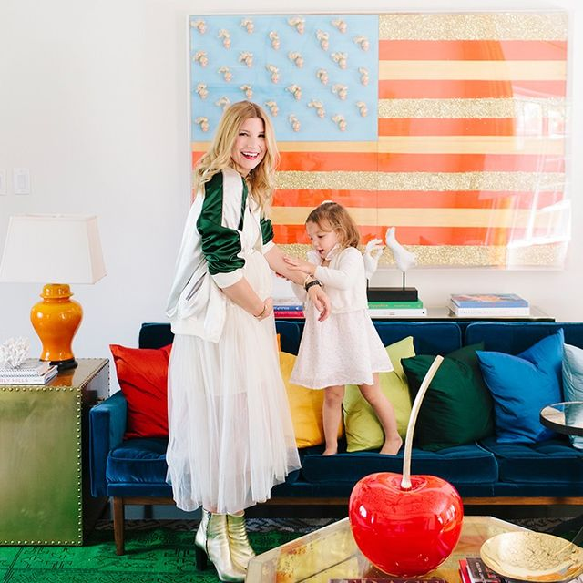 Inside the Buru Founder's Bright and Colorful Family Home