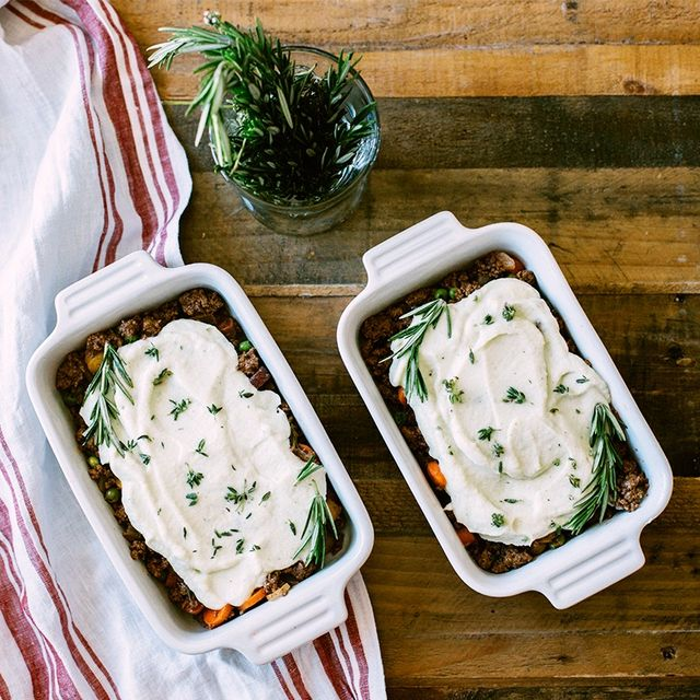 #FabFourin15: This Shepherd's Pie Is the Perfect Way to Welcome Fall