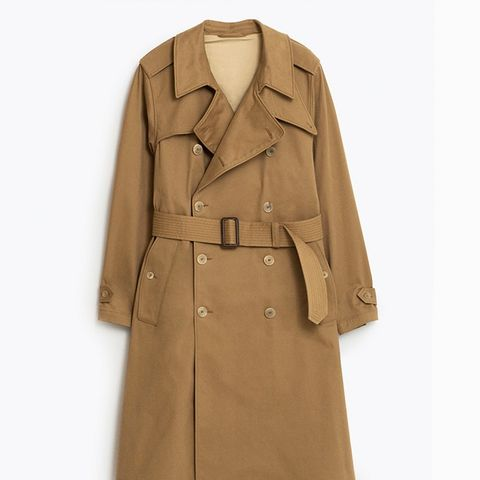 Studio Trench Coat
