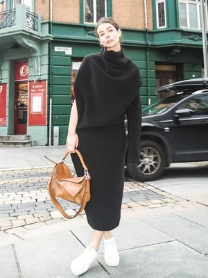 Why One-Sleeve Tops Are the Next Big Thing
