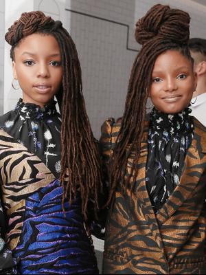 Beyoncé's Protégés Are Impressing at Fashion Week