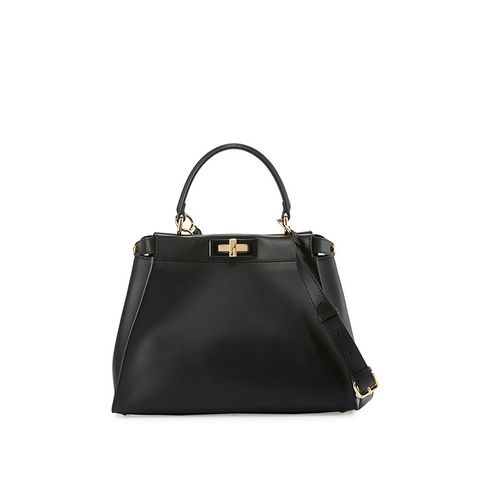 Peekaboo Medium Satchel Bag