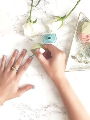 These New Nail Polishes Are So Pretty That We Can't Stop Staring