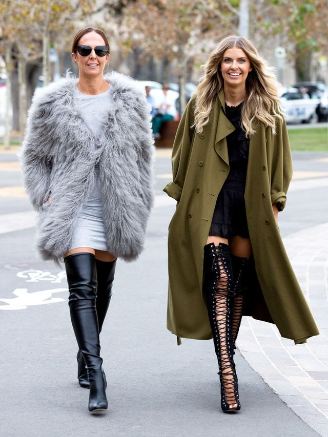 Two australian fashion bloggers now have their own tv show whowhatwear au Fashion bloggers style tv