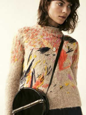 This Embroidered Sweater Is a Work of Art