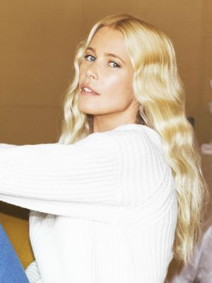 Claudia Schiffer Takes Us Inside Her Morning Routine