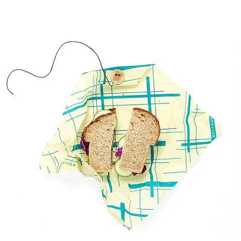 Sandwich Wrap in Geometric Print