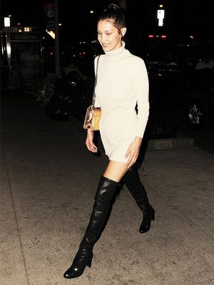 Every Celebrity Will Buy Their Fall Boots Here