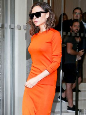 Victoria Beckham Says Her 5-Year-Old Daughter Can Run in Heels