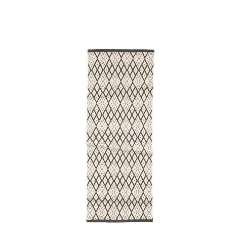 Patterned Cotton Runner