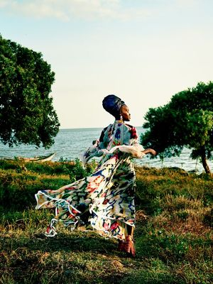 Prepare to Obsess Over Lupita Nyong'o's New Vogue Cover