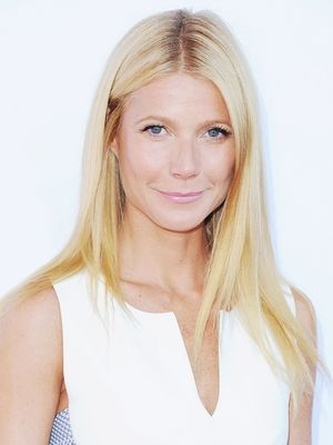 Gwyneth Paltrow on Feeling Bloated, Treating Spots, and Her #1 Beauty Product