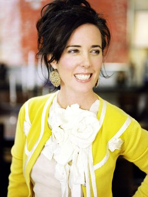 Watch Kate Spade Give a Tour of Her NYC Apartment