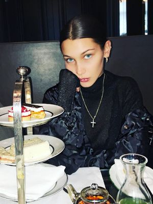 I Spent 6 Hours Living Like Bella Hadid—This Is What Happened