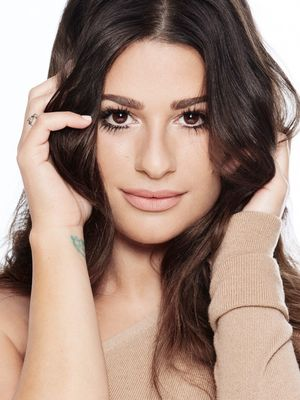 Exclusive: Lea Michele on Pizza, Drugstore Faves, and Her Biggest Beauty Regret