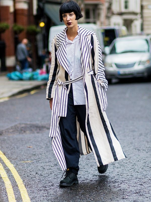 43 Of The Most Amazing Street Style Looks From London Fashion Week Whowhatwear Uk
