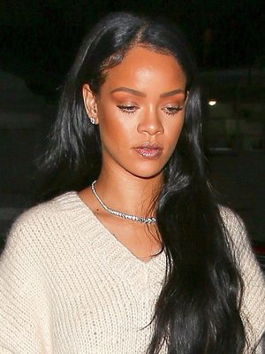 This Is a Completely Different Look for Rihanna
