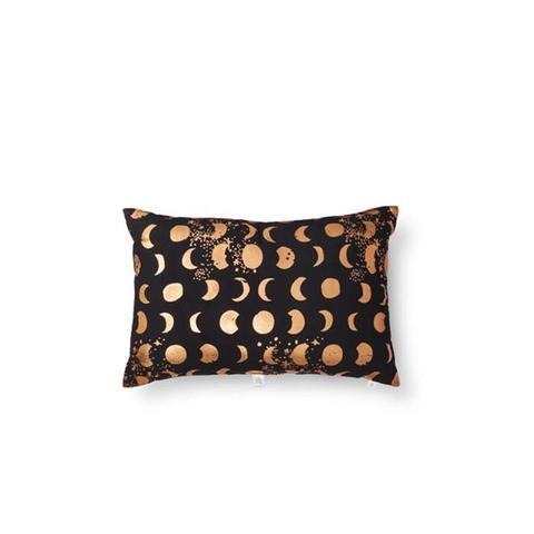 Sparkling Moons Pillow