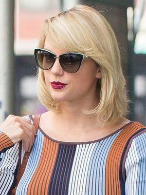 Taylor Swift's NYC Outfit Is Pure '70s Magic