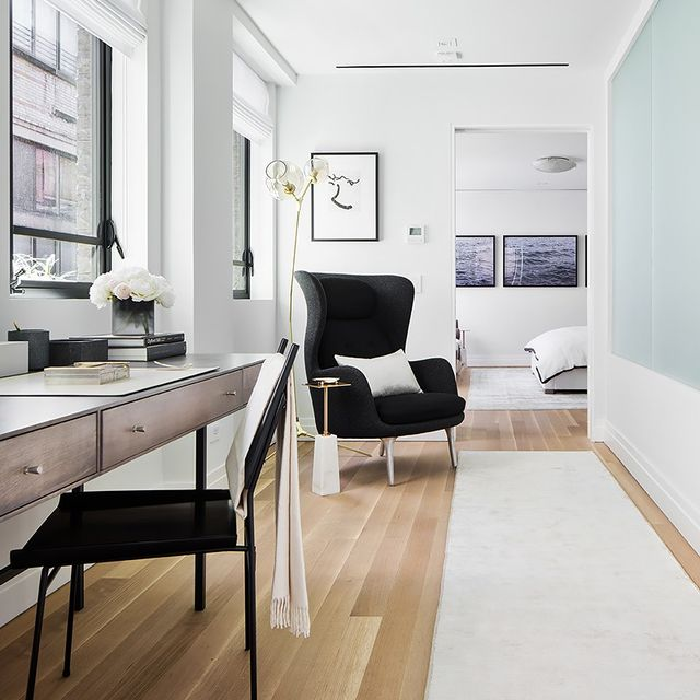 Inside a Modern Manhattan Townhouse