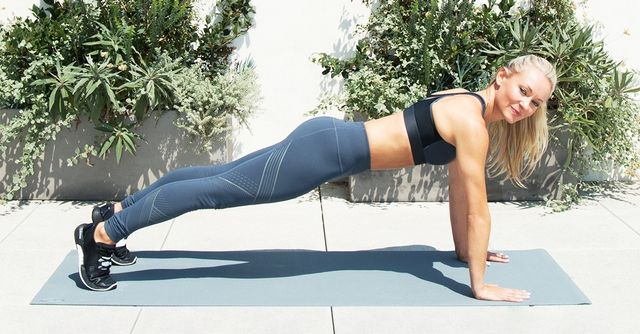 Fit GIFs: 3 Moves to Get Arms Like Rosie Huntington-Whiteleys