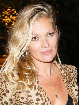 Kate Moss Just Made Leggings Look So Chic for a Night Out