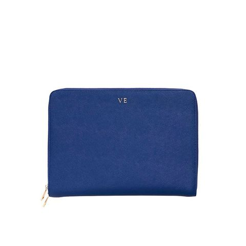 Midnight Navy Laptop Case