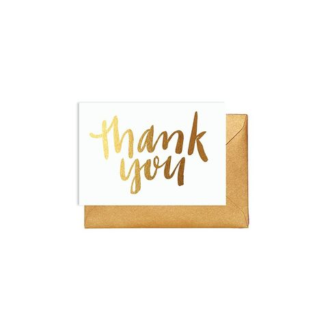 Thank You Cards Set of 8