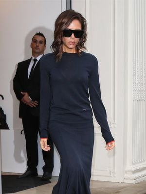 Victoria Beckham Follows Street Style Trends—the Proof Is on Her Feet