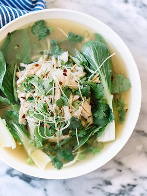 How to Make a Delicious Chicken Pho, According to a Nutritionist